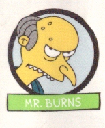 Monty Burns