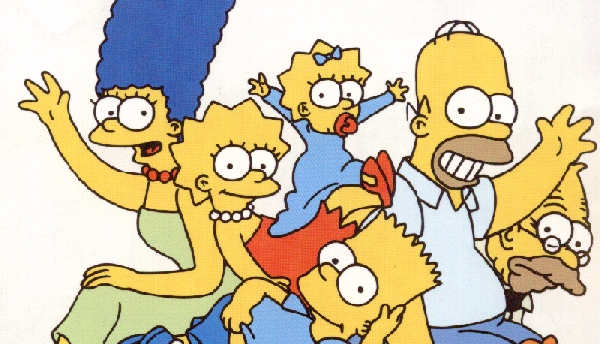 The family simpson.....