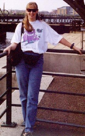 Michele (me bird!)